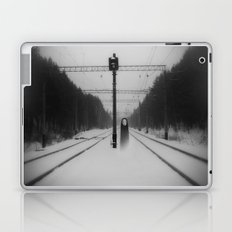 No Face Laptop & iPad Skin
