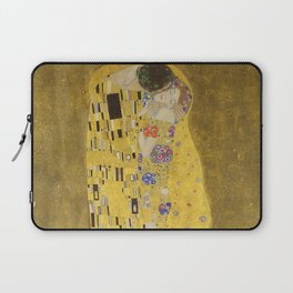 The Kiss by Gustav Klimt Laptop Sleeve