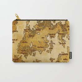 Orn Map Carry-All Pouch