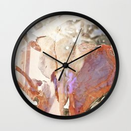 BirdSkull Wall Clock
