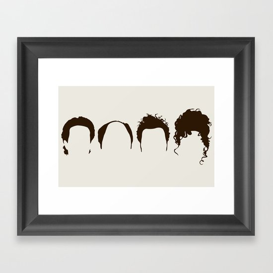 Seinfeld Hair by williamhenry