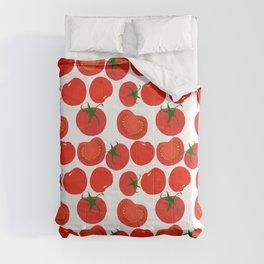 Tomato Harvest Comforters