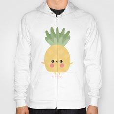 Kawaii Pineapple Hoody