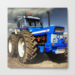 Ford County  Metal Print
