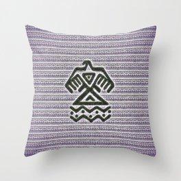 Standing Rock Throw Pillow