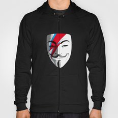 Who wants to be Anonymous? Let's be Fabulous! Viggy Starfawkes. Hoody