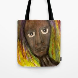 On Streets that Clean the Rain. Tote Bag