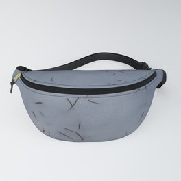 Under the snow Fanny Pack