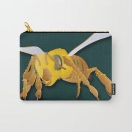 Bee - 'A Fantastic Journey' Carry-All Pouch