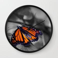 Monarch BW Wall Clock