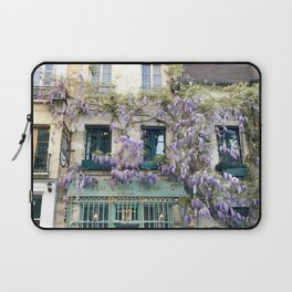 Au Vieux Paris Laptop Sleeve