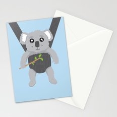 Hanging around Stationery Cards