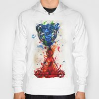 alchemy Hoodies featuring abstract alchemy by Jesse Kerr