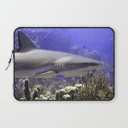 Shark Swimming Past Laptop Sleeve