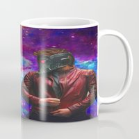 star lord Mugs featuring Star-Lord 2 by KP Designs
