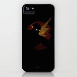SuperHeroes Shadows : Flash iPhone Case