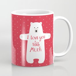 Bear hugs Coffee Mug
