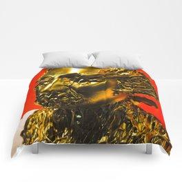 """DEADXPRESIDENTS"" Comforters"