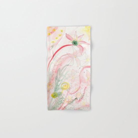 Summer flower meadow Hand & Bath Towel