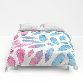 Peaceful Feather Comforters