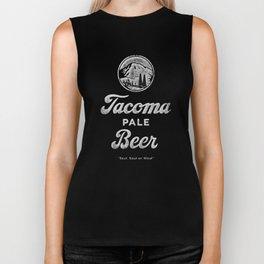 Tacoma Pale Beer Biker Tank