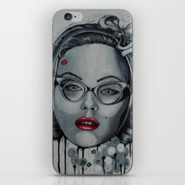 The True Lover iPhone Skin