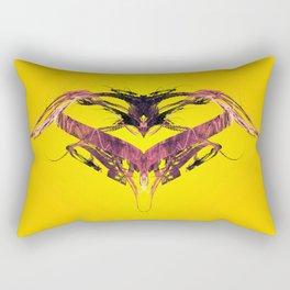 crown of a queen Rectangular Pillow