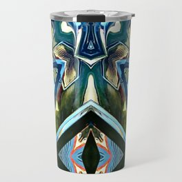 Krossiadda Abstract Travel Mug