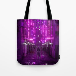 Infiltrated Tote Bag
