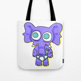 Trouble Kid Tote Bag