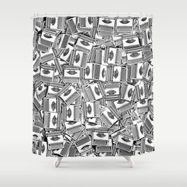 Tell Your Story Shower Curtain