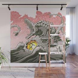 Rose Nasty Wall Mural