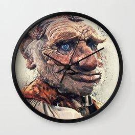 Hoggle - Labyrinth Wall Clock