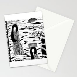 Scene Stationery Cards
