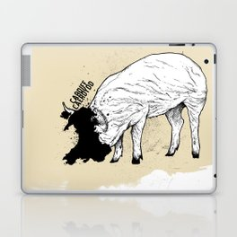 Locals Only - Cardiff, Wales Laptop & iPad Skin