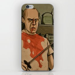 Zeds Dead iPhone Skin
