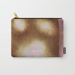 Blank Space Face Carry-All Pouch