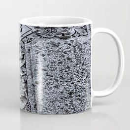 Sturm Gothic into the Darkness Cross Coffee Mug