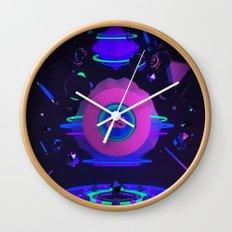 La Roulette Wall Clock