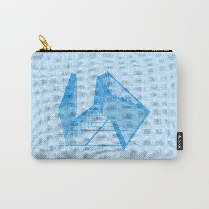 St. John's Stairs Carry-All Pouch