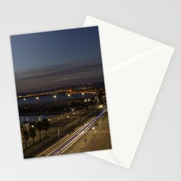 Gibraltar Nights  Stationery Cards