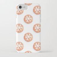 cookies iPhone & iPod Cases featuring Cookies! by nekoconeko