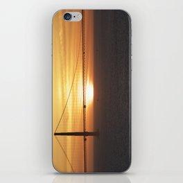 Golden Gate Bridge #2 iPhone Skin