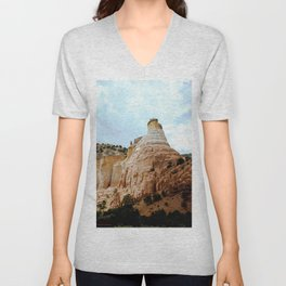 Sentinels Over the Sagebrush, No. 1 o 3 Unisex V-Neck