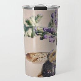 Bee-autiful Travel Mug