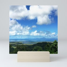 Tropical Overlook Mini Art Print