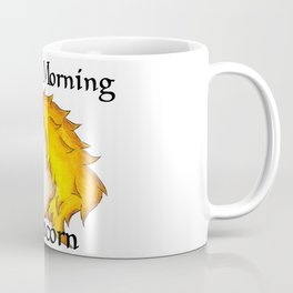 NOT a Morning Unicorn Coffee Mug