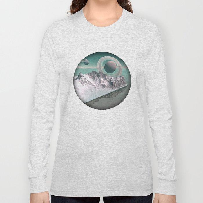 celestial horizon Long Sleeve T-shirt