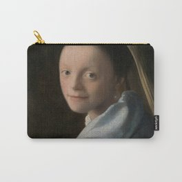 Study of a Young Woman Carry-All Pouch