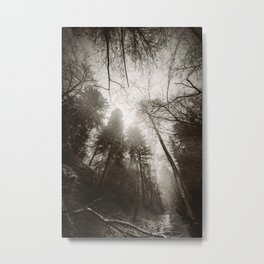Thou shall not pass Metal Print